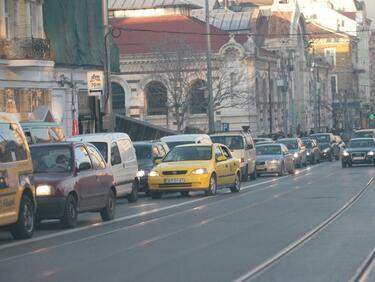 Организация на движението в София във връзка с организиране на фестивал
