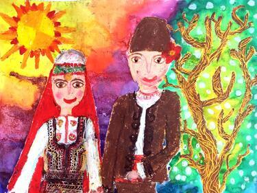 """Обявяват втори конкурс за детска рисунка """"Моята ЕДЕН дестинация в България"""""""