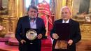 Наградиха Рашидов в Истанбул