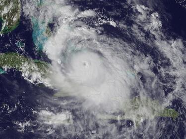 Ураганът Майкъл отне човешки живот в САЩ