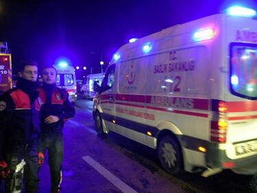 Страшна катастрофа с българи край Торино