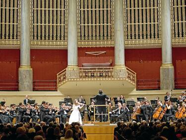 Специалната коледна програма на АРТ БГ стартира с концерт на Vienna Classic Orchestra в НДК