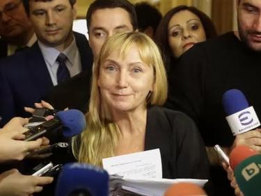 Елена Йончева: Хекимян е в схема с ГЕРБ