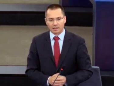 Евродепутатът Ангел Джамбазки предлага едно време в Европа