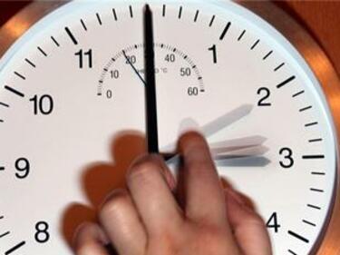 Смяната на времето: Дискомфорт до пет дни