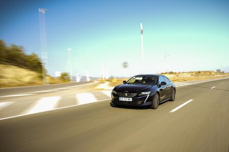 508 дизайнерски урока от новия Peugeot 508 (СНИМКИ)