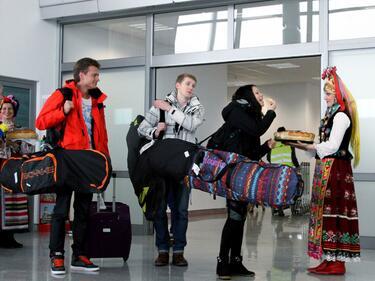 Близо 8 млн. чужди туристи ни посетили за 9 месеца