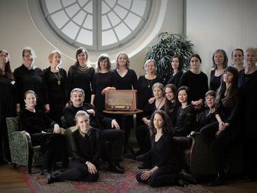 Шведски ансамбъл за БГ фолклор гостува в София