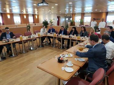 Петкова: Трябва да запазим водещата си роля в преноса и търговията на газ