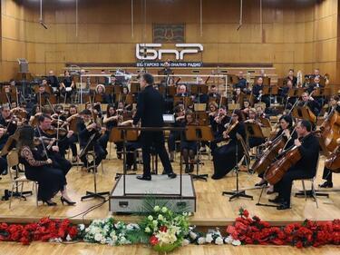 Симфоничният оркестър на БНР с голям концерт на 9 ноември