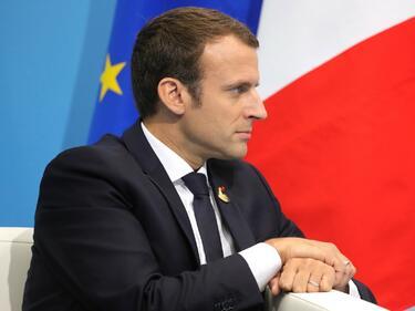 Макрон зове за армия на ЕС, ще пази общността и от Русия, и от САЩ