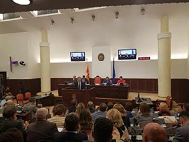 Специална комисия ще помирява македонските политици