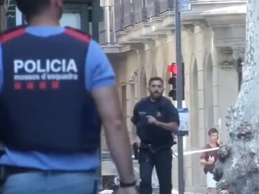 Катарама в куфар е причината за паниката във влака в Барселона