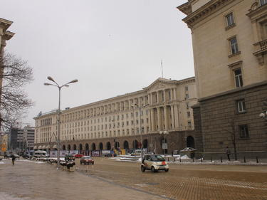 Кметове на малки общини на протест на жълтите павета