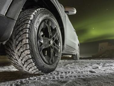 """""""Акция Зима"""": 2/3 от водачите - с несменени гуми"""