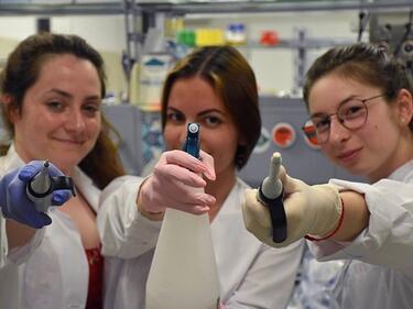Бронзов медал за България от световното състезание по синтетична биология в Бостън