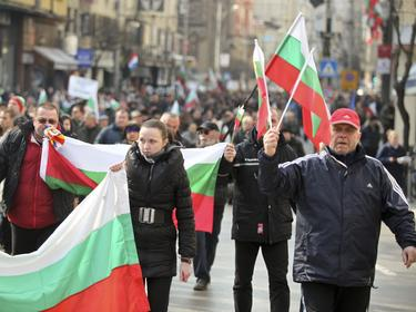 33 градове на национален протест утре