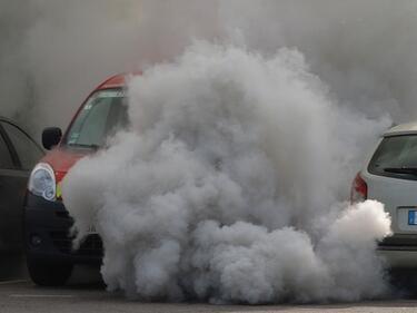 Въздухът в София - опасно мръсен