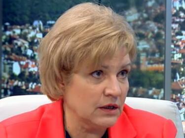 """""""Гражданската"""" ще скочи, ако Менда Стоянова изтегли предложението си"""