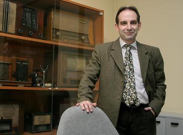 Петър Волгин с книга срещу статуквото