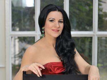 Оперната звезда Анджела Георгиу с концерт в Зала 1 на НДК