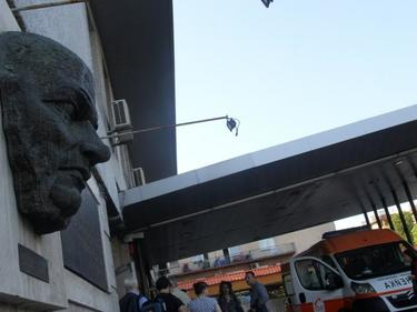 "Заради поледицата: 70 минаха през спешния кабинет на ""Пирогов"""