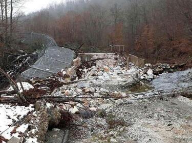 Оградата с Турция пак падна