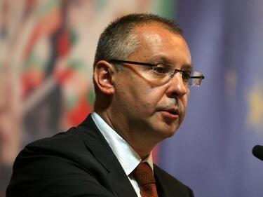 За трети път преизбраха Сергей Станишев за лидер на ПЕС