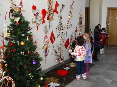 Коледна работилница за деца