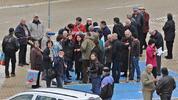 Протест срещу пакта за миграция на ООН в София