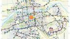 Три седмици без градски транспорт в центъра на Пловдив