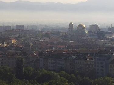 Тройно завишени фините прахови частици в 4 квартала на София
