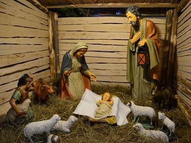 Християни от цял свят във Витлеем за Рождество
