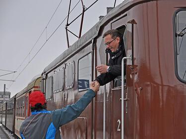 37 съвестни железничари с награди от БДЖ
