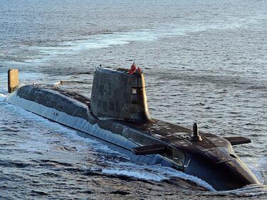 """Русия разработва нова ракета """"Калибър-М"""""""