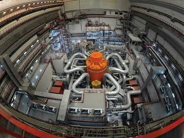 ТВЕЛ ще доставя гориво за китайския реактор на бързи неутрони CFR-600