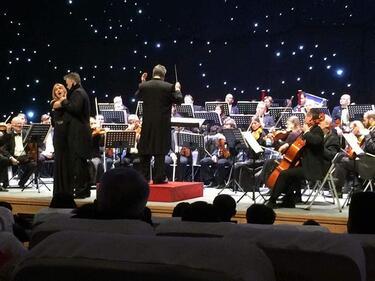 Първото турне на Софийската филхармония в Китай се увенча с огромен успех