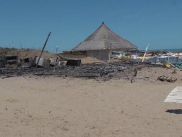 """Екоинспекцията в Бургас още не знае кой разора дюните на """"Смокиня"""""""