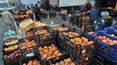 Близо 90% от зеленчуците и плодовете на пазара са внос