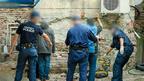 Спипаха 13 афганистанци край границата, арестуваха каналджия от Бургас