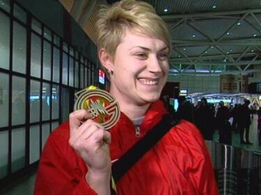 Радослава Мавродиева стана еврошампионка по лека атлетика на връх 3 март