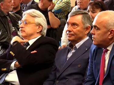 """""""Левски"""" вече с нов собственик"""