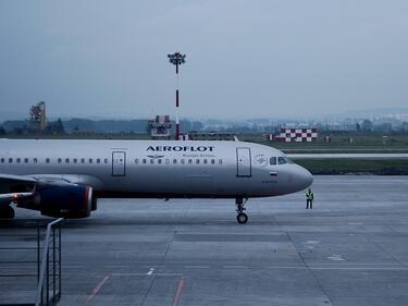 Бойнг 737 кацна аварийно в Русия