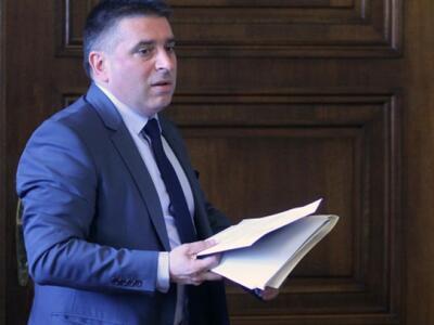 Данаил Кирилов: Засега никой не ме е търсил за правосъден министър