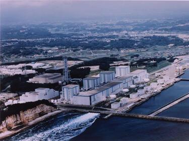 """Вадят горивото от блок 3 на АЕЦ """"Фукушима"""""""