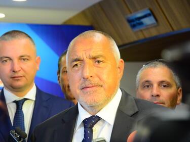 """Борисов зове към единение срещу """"пълзящата диктатура"""""""