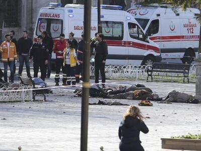 Българи били на метри от взрива в Лион
