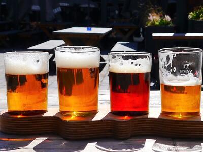Белгийски монаси продават произвежданата от тях бира в нета