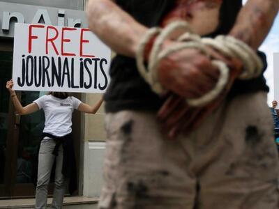 """""""Ройтерс"""": Журналистите в Централна и Източна Европа са под все по-голям натиск"""