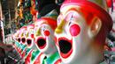 Германка е собственичка на най-голямата колекция клоуни